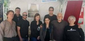 Bay Area Book Fair Saturday Crew