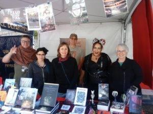 Bay Area Book Fair Sunday Crew