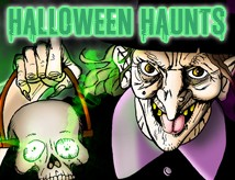 Halloween Haunts 2013: Halloween Stories by Steve Rasnic Tem