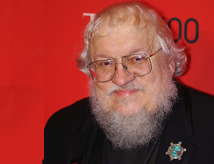 George R R Martin to be Guest of Honor in 2017