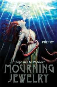 Mourning Jewelry by Stephanie Wytovich
