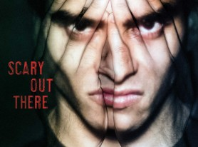 Cover and TOC reveal for SCARY OUT THERE