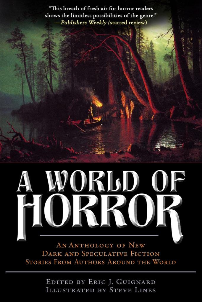 Interview Spotlight Eric J Guignard Horror Writers Association