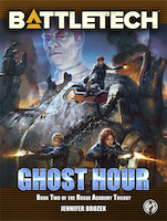 BattleTech: Ghost Hour by Jennifer Brozek