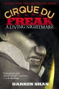 Cirque Du Freak book cover image